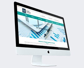 Accountants Web Design