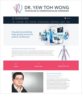 Medical Website Design Sydney